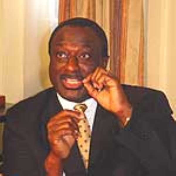 Mr Alan Kyerematen, Minister for Trade, Industry, Private Sector Development and PSI
